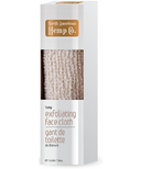 North American Hemp Co. Hemp Exfoliating Face Cloth