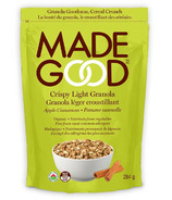 MadeGood Light Granola Apple Cinnamon