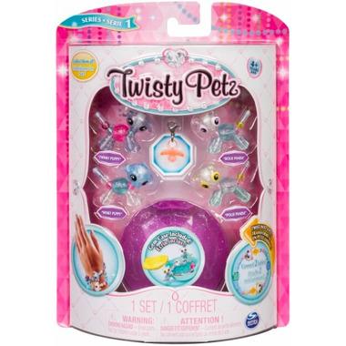Twisty Petz Babies Collection Pandas and Puppies Set