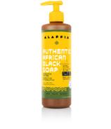 Alaffia Authentic African Black Soap Eucalyptus Tea Tree