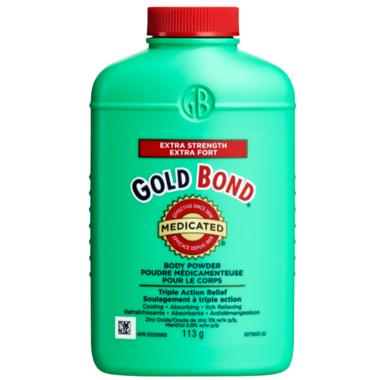 Gold Bond Extra Strength Medicated Powder