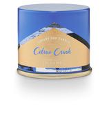 Illume Demi Vanity Tin Candle Citrus Crush