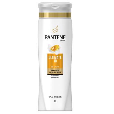 Pantene Ultimate 10 Shampoo