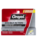 Orajel Double Action Toothache & Gum Relief Gel