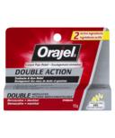 Orajel Double Action Toothache & Gum Relief Gel