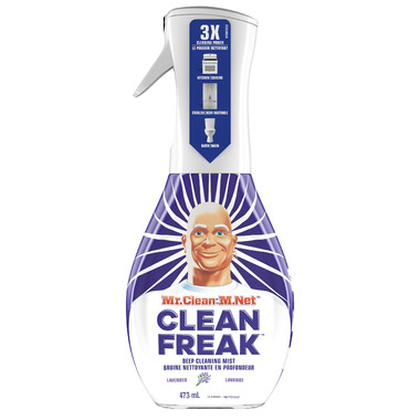 Mr. Clean Clean Freak Deep Cleaning Multi-Surface Spray Lavender Scent