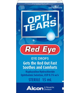 Opti-Tears Red Eye Eye Drops