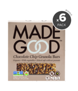 MadeGood Chocolate Chip Organic Granola Bar Bundle