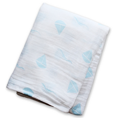 Lulujo Baby Muslin Cotton Swadding Blanket