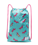 Parkland Rider Kids Backpack Hot Pink Hot Dog
