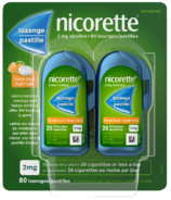 NICORETTE Nicotine Lozenges Fruit 2mg