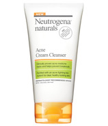 Neutrogena Naturals Acne Cream Cleanser