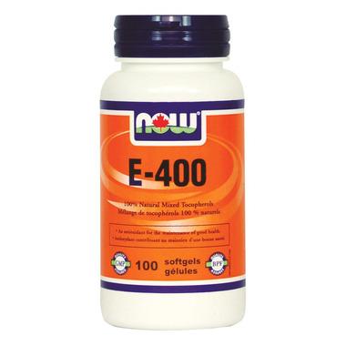 NOW Foods Vitamin E-400