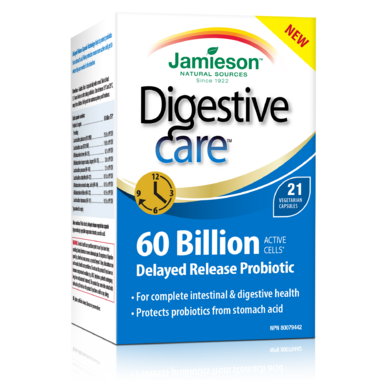 Jamieson Probiotic 60 Billion Delayed Release