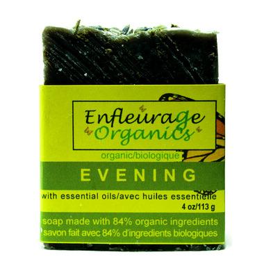 Enfleurage Organics Bar Soap Evening