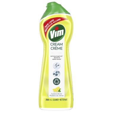 Vim Cream Lemon Scent