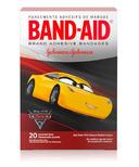 Band Aid Disneys Cars Bandages