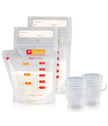 Ameda Store'N Pour Breast Milk Storage Bags Getting Started Kit