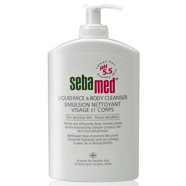 Sebamed Liquid Face & Body Cleanser