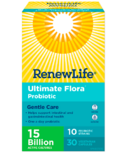 Renew Life Ultimate Flora Gentle Care 15 Billion