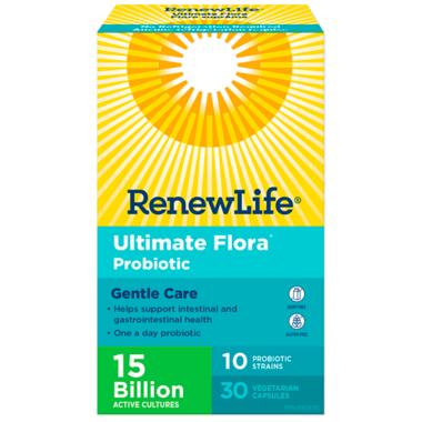 Renew Life Ultimate Flora Gentle Care 15 Billion