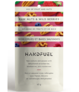 Handfuel Raw Nuts & Wild Berries