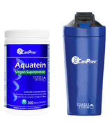 CanPrev Aquatein Vegan Superprotein Shake Bundle
