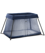 BabyBjorn Play Yard Lite Dark Blue Mesh