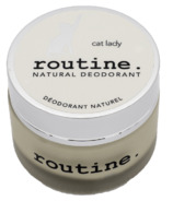 Routine Cat Lady Cream Deodorant