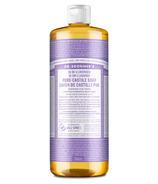 Dr. Bronner's Organic Pure Castile Liquid Soap Lavender