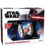 Star Wars TIE Fighter Gingerbread Kit