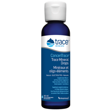 Trace Minerals Trace Concentrace Drops