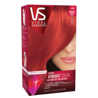 Vidal Sassoon Pro Series Permanent Hair Colour