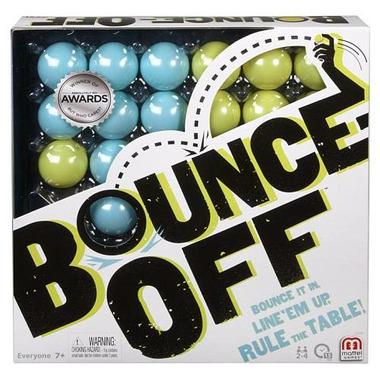 Game Bounce-Off
