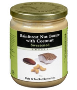 Nuts to You Nut Butter With Coconut & Sweetened With Agave