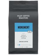 Pilot Coffee Roasters Monument Ground Coffee