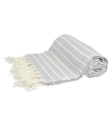 House of Jude Oversized Turkish Towel Stone