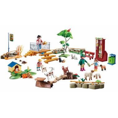 Playmobil Family Fun Petting Zoo