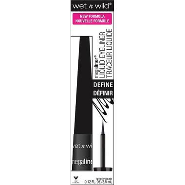 Wet n Wild MegaLiner Liquid Eyeliner