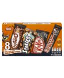 Nestle Halloween Full Size Assorted Bars