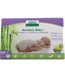 Aleva Naturals Bamboo Baby Diapers