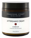 Crawford Street Sandalwood After-Shave Cream