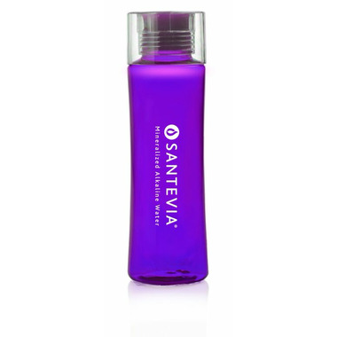 Santevia Tritan Water Bottle Purple