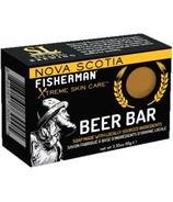 Nova Scotia Fisherman Beer Bar Soap