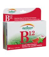 Jamieson Vitamin B12 Fast-Dissolving Strips