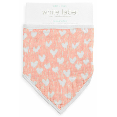 aden + anais Bandana Bib Flock Together