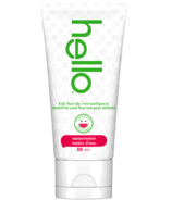 Hello Watermelon All Ages Kids Fluoride Free Toothpaste