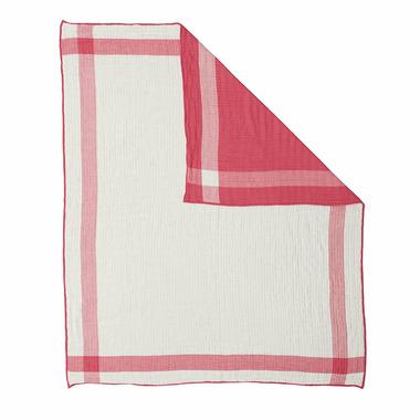 Petit Pehr Sidekick Blanket in Fushia