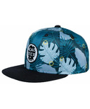 Headster Kids Blue Botanic Hat