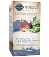 Garden of Life MyKind Organics Men's Once Daily Multivitamin (en anglais)